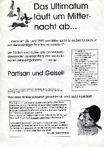 Partysan & Geisel